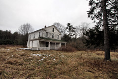 once a home (Desolate Places) Tags: ny abandoned home monticello