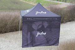Quick Folding Tent  -Tent voor beurzen