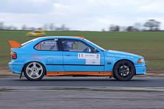 Jack Neal Rally at Blyton (DaveC55) Tags: tarmac rally fast bmw blyton m3compact jackneal singlevenue sonya77ii