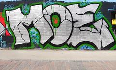 Moe (cocabeenslinky) Tags: street city uk england urban streetart green london art silver lumix photography graffiti march artist photos united capital kingdom east panasonic chrome moe graff eastend artiste 2015 dmcg6 ©cocabeenslinky