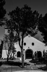 Creencias. 3/6 (Loida CriadoMore) Tags: bw white black building architecture ancient churches modernism belief middle baroque ages sanctuary loidacriadomore