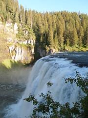 Upper Mesa Falls (jimmywayne) Tags: waterfall falls historic idaho waterfalls snakeriver henrysfork fremontcounty uppermesa