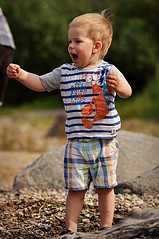 (Kristin Kerov) Tags: emotions summer beach seaside children boy childrenphotography childphoto childphotography photography nikon nikond90 2016 estonia bokeh naturallight people outdoor child emotion