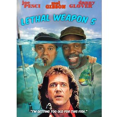 Lethal Weapon 5 (the ghost in you) Tags: lethalweapon lethalweapon2 lethalweapon3 lethalweapon4 lethalweapon5 melgibson dannyglover joepesci itsalwayssunnyinphiladelphia