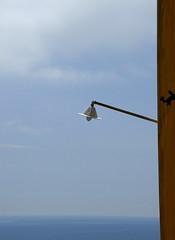Detail (pjarc) Tags: street camera sea italy costa detail lamp colors june digital lens coast photo nikon europa europe mediterranean mediterraneo italia mare foto zoom 5 liguria minimal terre d200 nikkor giugno minimalismo colori lampione dx corniglia dettaglio 2016 noff 18200mm