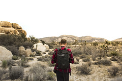 Mitch Walk_1 (dominate15) Tags: findyourpark nationalparks explore travel outdoors hiking outside climb joshuatree jump jumping jtree