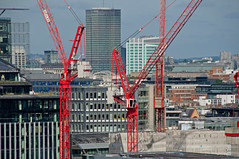 _DSC8637 copy (NRM the 2nd) Tags: goldmansachs wolffkran 500b 100b 355b htc htcwolffkran london 2016 construction towercrane wolffkran355b