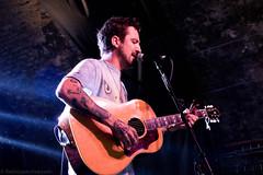 Frank Turner-10 (redrospective) Tags: people musician music man london concert guitar live highlights tattoos guitarist spotlights singersongwriter 2016 frankturner electroacousticguitar houseofvans 20160713