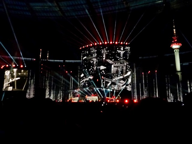 Indochine - Black City Tour - Stade de France, Paris (2014)
