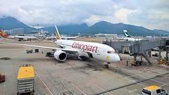 Chek Lap Kok 16 - 3 (lemoncat1) Tags: cathaypacific hongkong internationalairport cheklapkok airport ethiopian singaporeairlines aircraft plane airplane aeroplane airliner airportgate jetbridge airbus a320 a321 a380 boeing 787 dreamliner 777 a350xwb xwb