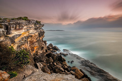 One of my favourite spots to just sit and watch the world go by. (Tim_Matthews IG @T.M_Photos) Tags: ocean seascape beach water clouds sunrise rocks waves sydney australia newsouthwales northernbeaches 2016 northcurlcurl tmphotos norhernbeaches timmatthewsphotography northernbeachesphotograhy