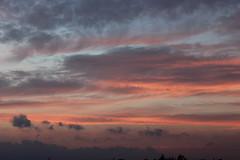 aaah.... (jmaxtours) Tags: sunset sun clouds redskyatnight calm etobicoke etobicokeontario