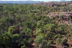 Kakadu National Park view accross valley-2-2