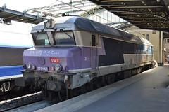 SNCF 72147 (Will Swain) Tags: paris gare de lest 18th july 2016 est east capital city centre parisien ile france ledefrance le train trains rail railway railways transport travel vehicle vehicles europe french voyage sncf 72147