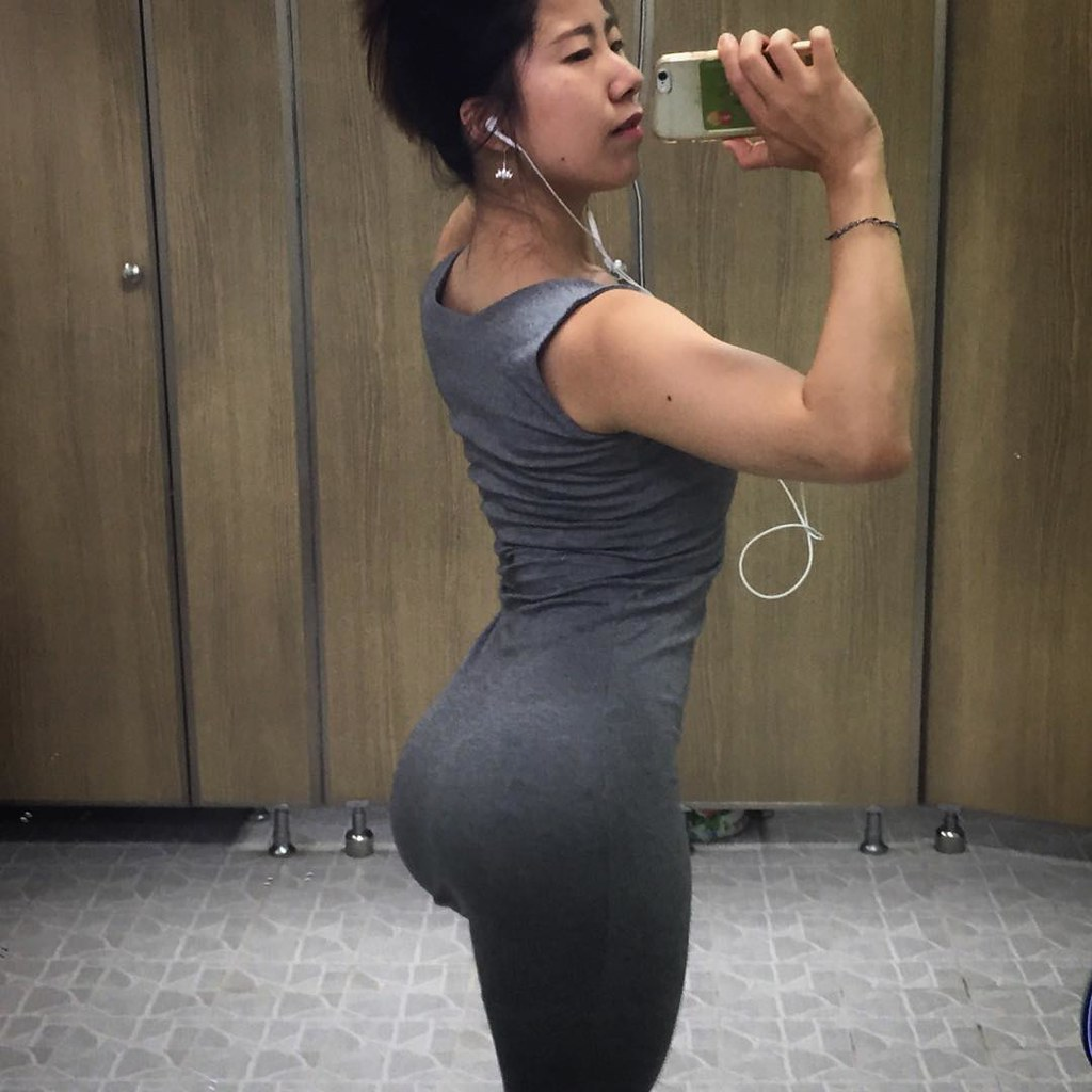 Bbw booty and korean sex