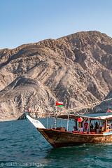 Dhow (Darth Jipsu) Tags: musandam fjord mer ocan dtroit ormouz bateau dhow
