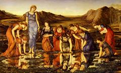Edward Burne-Jones (masterpiece) (ArtTrinArt!!) Tags: sir edward burnejones 18331898