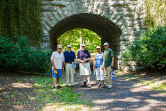Historical Walking Tour around Hoyt Lake | Delaware Park | August 13, 2016 (ourbfloparks) Tags: buffalo bfloparks buffalony buffalove buffalohistory delawarepark donate visitbuffaloniagara volunteer visitors travelbuf trees olmsted family friends fredericklawolmsted flo walking tour historical history