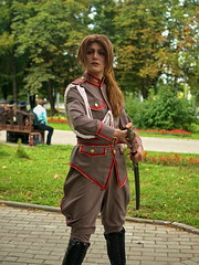 DSC_2103_ready (virtual comandante) Tags: jrock cosplay cosplayphoto military
