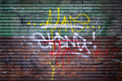 Skeng & Void, Digbeth (dotcomjohnny) Tags: graffiti digbeth brum birmingham dotcomjohnny skeng void sticker art