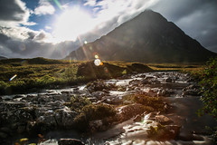 Buachaille Etive Mor (ReevesWild) Tags: glencoe buachailleetivemor etivemor mountain scotland highland highlands longexposure waterfall leefilters bigstopper