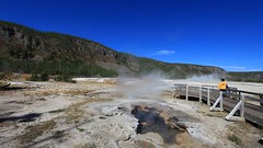 Guysers, Yellowstone Park, Wyoming, USA (GOD WEISFLOK) Tags: montana wyoming usa yellowstonepark gordweisflock weisflock