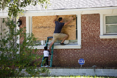 Hurricane Matthew (North Charleston) Tags: hurricanematthew tropicalstorm northcharleston southcarolina lowcountry boardup prepare plywood