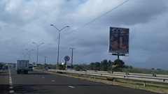 Mauritius, coke 10x8 Circle square (Alliance Media) Tags: billboards