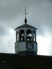 Amersham Old Town, market hall clock tower (Chiltern Wanderer) Tags: amersham cupola clock tower