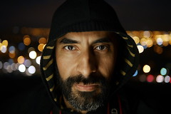 El Negro (Nando.uy) Tags: nandouy uruguay lavalleja minas retrato portrait mirrorless camera panasonic leica one light source led
