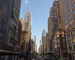 5th Avenue (GDDigitalArt) Tags: manhattan nyc newyork city urban empirestate