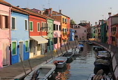 Burano (EnDie1) Tags: endie1 burano italien italia insel sunrise