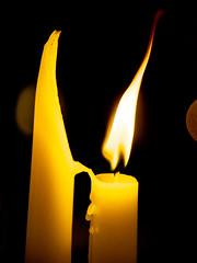 P8060281 (simonedanielis) Tags: candela calma atmosfera luce light fiamma flame olympus epl7 candle