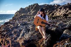 Bin Nh 16 (ngducchanh) Tags: vietnamesegirl lagunabeach guitar rocks