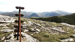Ascending Stuc an Lochain (monkeyiron) Tags: stucanlochain munro hillwalking glenlyon perthshire