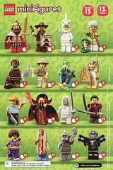 Collectible Minifigures Series 13 (AB Quest) Tags: lego collectible minifigures