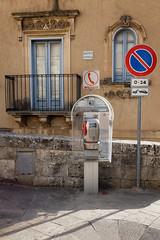 Phone Booth (titan3025) Tags: italien italy italia sicily 2014 sizilien
