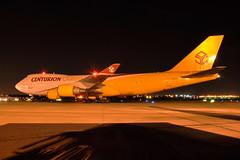 N901FR B747-4R7F  Centurion Air Cargo (n707pm) Tags: ireland airplane airport aircraft cargo airline boeing jumbo freighter b747 dublinairport eidw centurionaircargo b747f kye9500 n901ar 24112014