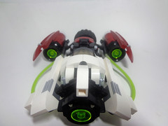 "HSB - 7.3 ""Sprinter"" Starfighter (Johann Dakitsch) Tags: toy lego system vic spaceship viper moc starfighter nnovvember"