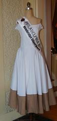 The Philadelphia Rose of Tralee Dress