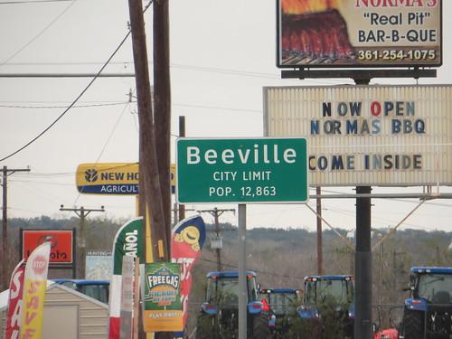 Beeville, Texas by Ken Lund, on Flickr