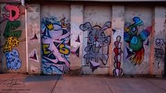 Street Art (SOBREVALORADO) Tags: chile street city urban streetart colors wall graffiti calle mural artist arte sony ciudad colores urbanart urbano diseño pintura muros chilean callejero artecallejero arteurbano muralismo quilpué graffitero