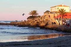 IMG_4778 Winter moment in Javea - Seen in Explore - 2015-01-30 # 94 (jaro-es) Tags: light españa reflection luz canon evening abend licht mar spain meer spanien reflexión costablanca spanelsko eos70d