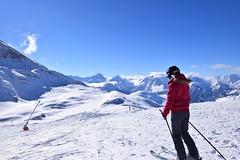 skier, alpe d'huez, france (hinchdb) Tags: snow france skiing alpedhuez d5300