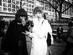 (MT...) Tags: street blackandwhite bw monochrome tokyo candid shibuya     grd3