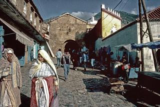Chefchouen, Morocco 1992