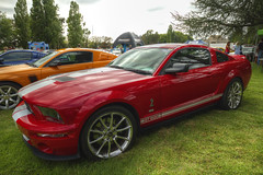 Mustang (Anna Calvert Photography) Tags: red classic car vintage automobile australia pony transportation canberra mustang carshow mustangcarshow oldparliamenthoseslawns