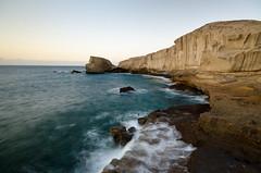 White cliffs, Tajao, Tenerife (Philip Blair's Photos) Tags: white sunrise islands spain nikon long exposure sigma cliffs lee tenerife canary filters 1020 tajao d7000