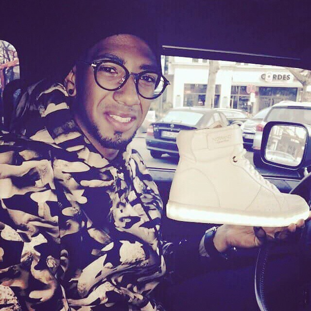 Jérôme BOATENG⚽ With his new NOBRAND® SHOES THERE IS NO BRAND LIKE NOBRAND! Nu exclusief verkrijgbaar bij Di Lano Exclusive for men in ALMELO! @welikenobrand #NOBRAND #theresnobrandlikenobrand #dilano #almelo #nederland #thevoice