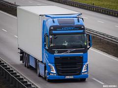 Volvo FH IV Globetrotter XL / Natanek (PL) (Maciej Korsan) Tags: truck volvo 4 transport lorry camion iv fh xl frigo globetrotter lkw tir natanek